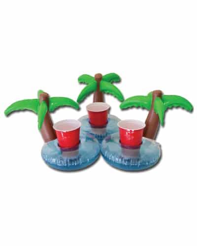 Palm Island Pool Floating Drink Holder