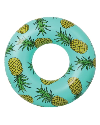Pineapple Tube Pool Float