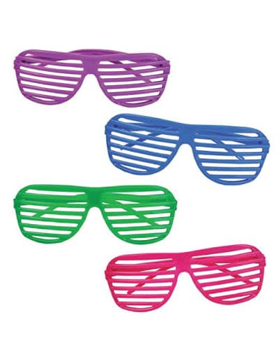 Shutter Shading Glasses | End of Year Student Gifts