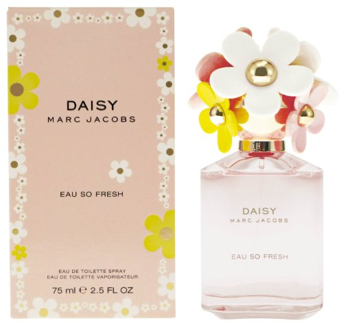 Oopsie Daisy Marc Jacobs Daisy Eau So Fresh Perfume for Women. 21st Birthday Gift Ideas for Girlfriend. Birthday gifts for girls turning 21.