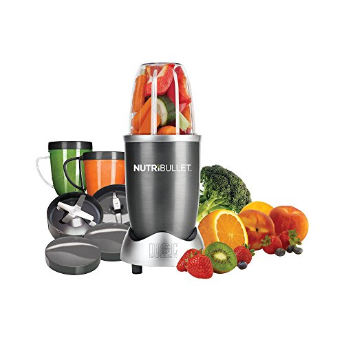 Magic Bullet NutriBullet Blender. Practical 21st birthday gifts for girlfriend who is health conscious. Healthy gift.