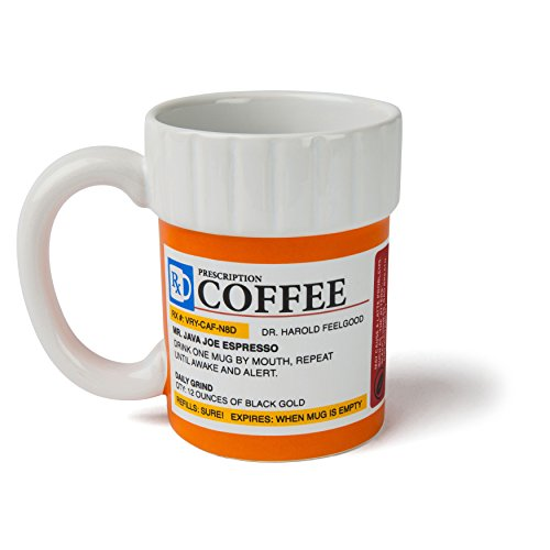 Prescription Coffee Mug - Gifts Ideas for Doctors