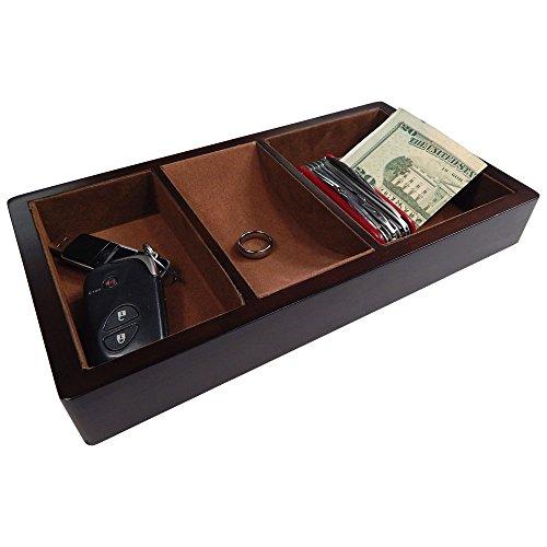 Leatherette Organizer Box