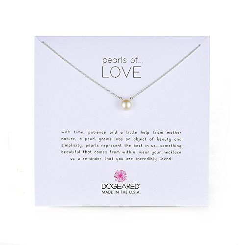 Dogeared Pearl of Love