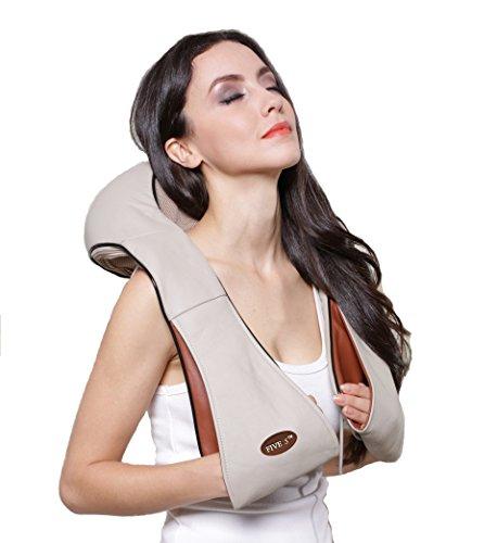 Neck & Shoulder Massager with Heat - Doctor Gift