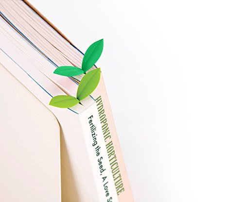 Little Green Sprout Bookmarks - Back to School Supplies & Essentials