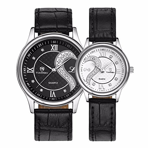 Romantic His and Hers Watches