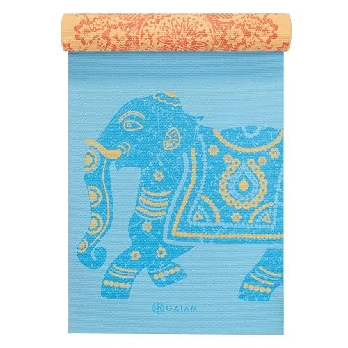 Elephant Yoga Mat- Dorm room ideas for girls college