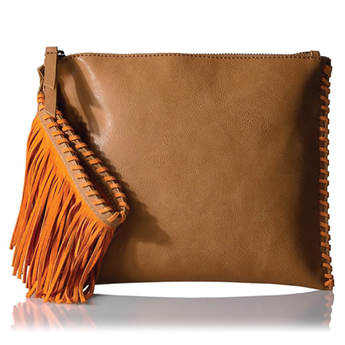 The Fix Quinn Fringe Wristlet Clutch. College outfits accessories for her. #fashion