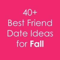 40+ Fun Best Friend Date Ideas for Fall [Teen Girls Edition]