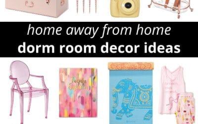 25 Chic Dorm Room Ideas for Girls