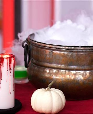 halloween punch recipe | witches cauldron punch