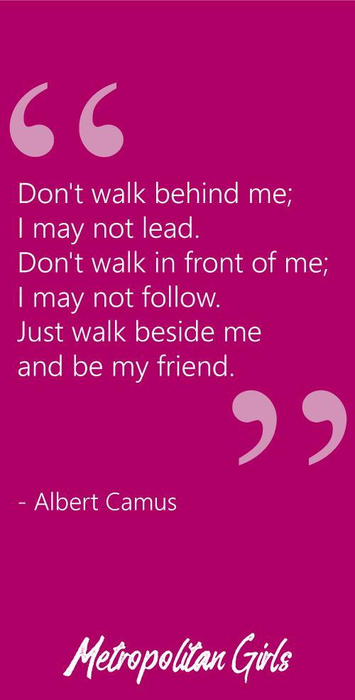 Best Friend Quotes: Wise Words about Friendship - Metropolitan Girls