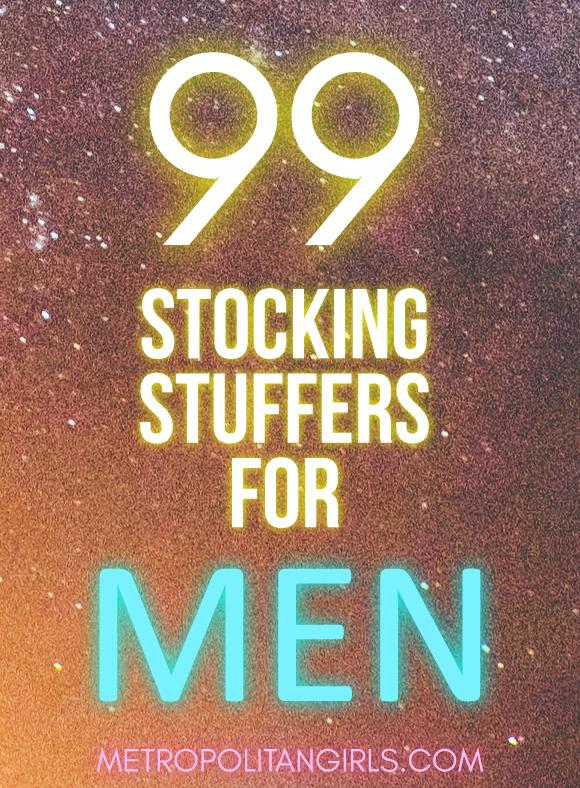99 Christmas stocking stuffer ideas for men