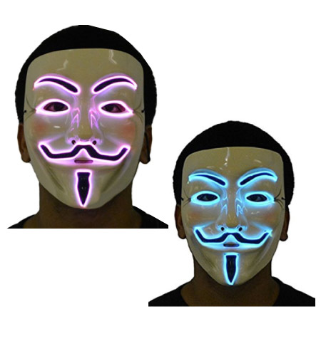 V for Vandetta couple masks - Simple - Halloween Costumes for Couples