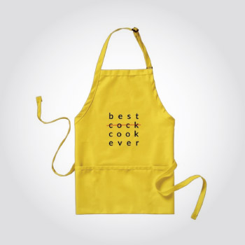 You2toys Naughty Novelty Apron Female