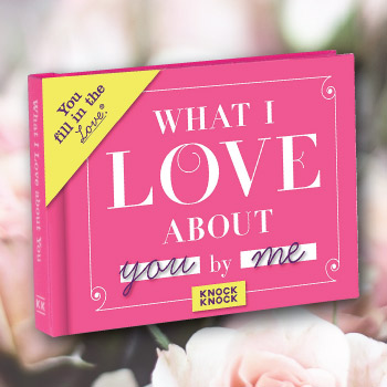 Love coupon journal what I love about you