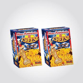 Macaweenie n Cheese Pasta
