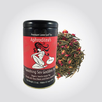 Aphroditea Tea Leaves