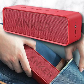 Anker portable bluetooth speaker