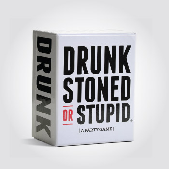 Drunk, Stone, or Stupid - a party game
