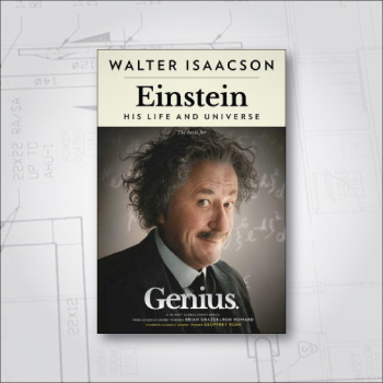 Albert Einstein biography by Walter Isaacson