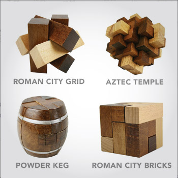 Puzzle for geniuses. Gift ideas - National Engineers Week.