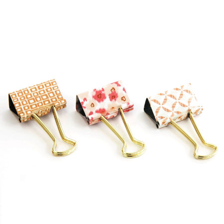 Binder Clips Cute Back to School Supplies for Teen Girls