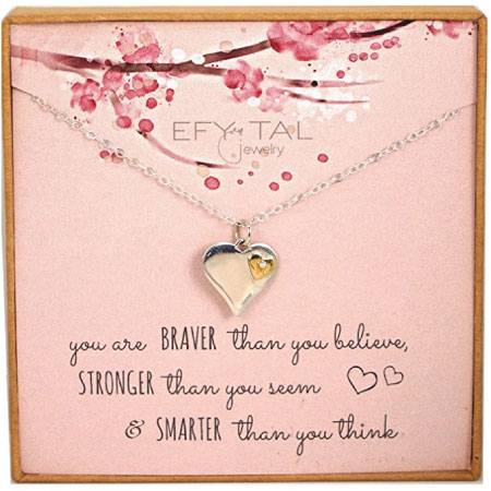 Necklace - Cute Back to School Supplies for Teen Girls