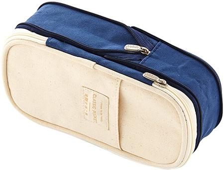 pencil pouch - minimalist school supplies