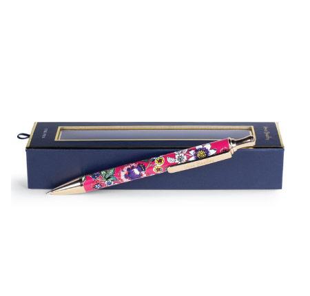 15 Cute Vera Bradley School Supplies - Floral ballpoint pen