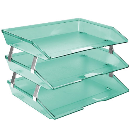 Document tray - mint green back to school supplies