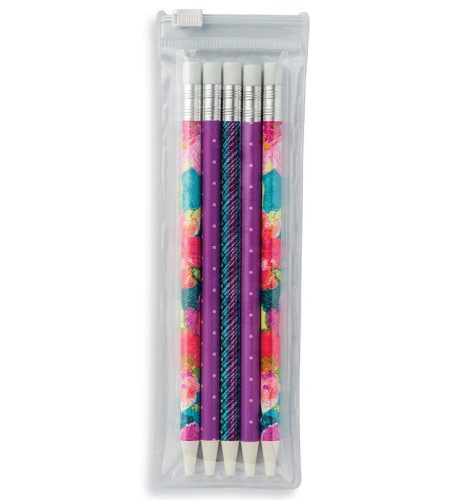 15 Cute Vera Bradley School Supplies - mechanical pencils