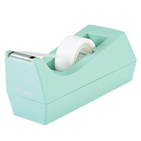 Tape dispenser - mint green back to school supplies