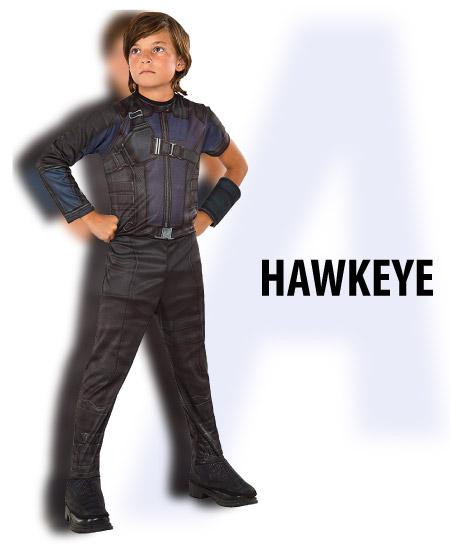 hawkeye - tween boy halloween costume