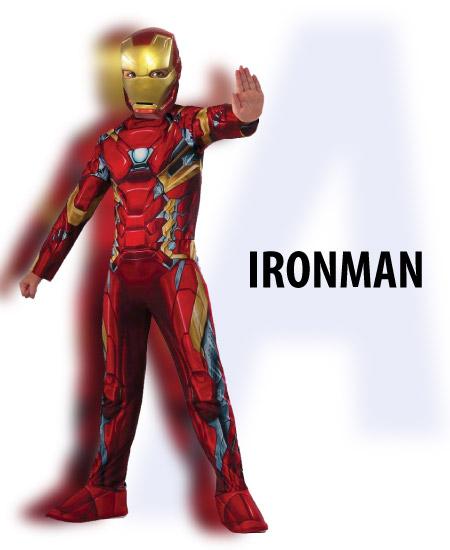 ironman - tween-boy-halloween-costumes