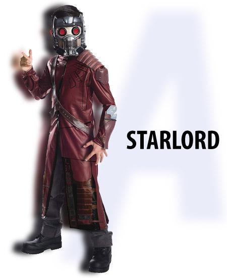 starlord - tween boy halloween costume