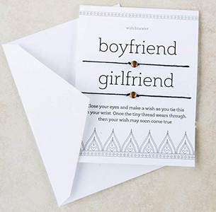 wish boyfriend girlfriend bracelets