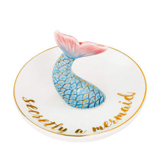 cute-ring-holder - mermaid