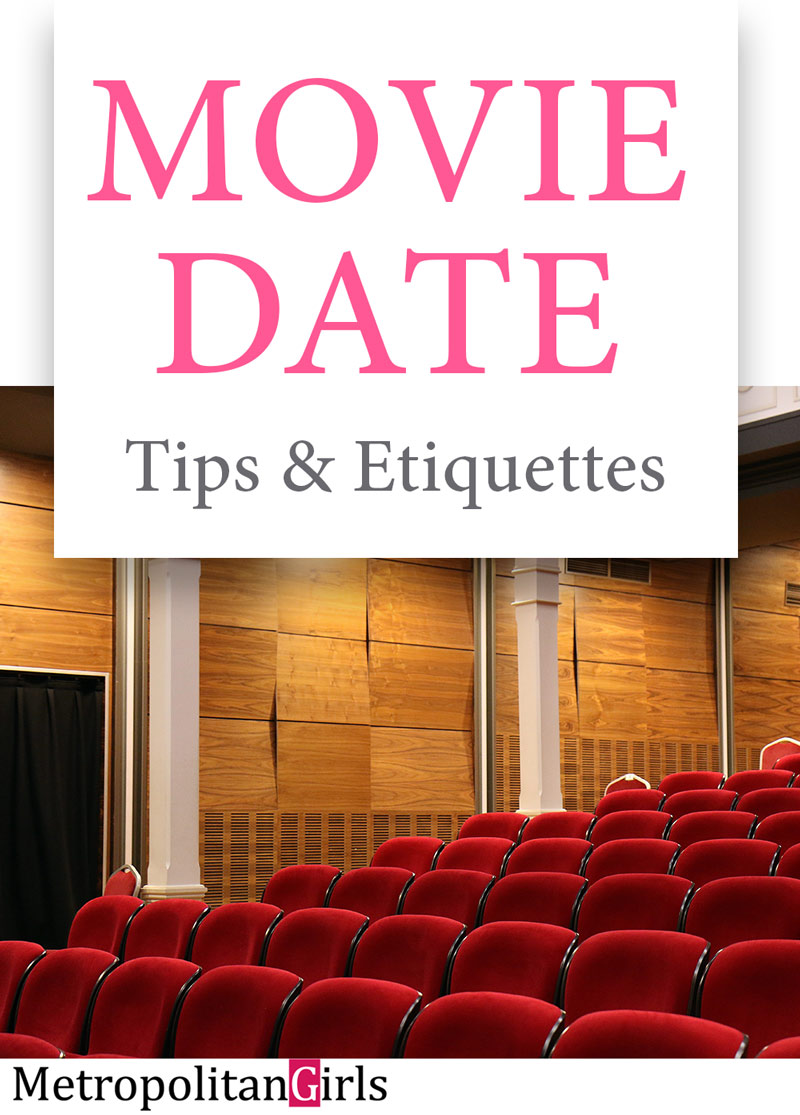 movie date night: tips and etiquettes