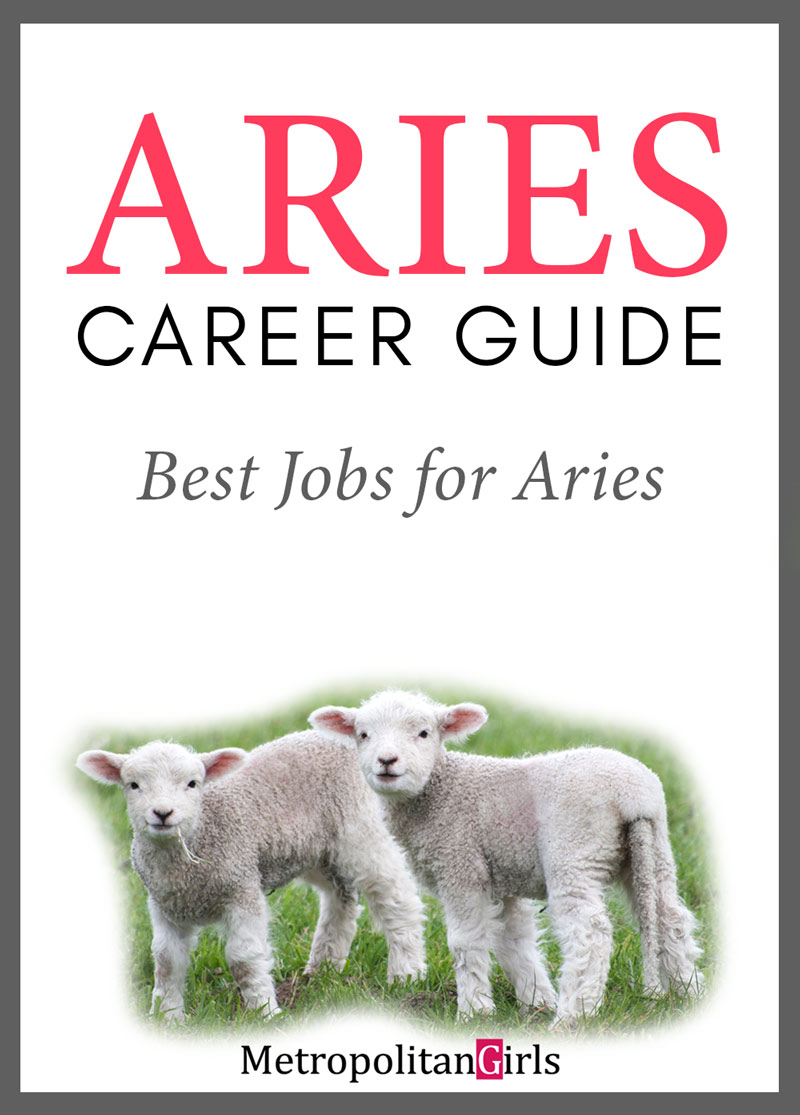 best jobs for aries