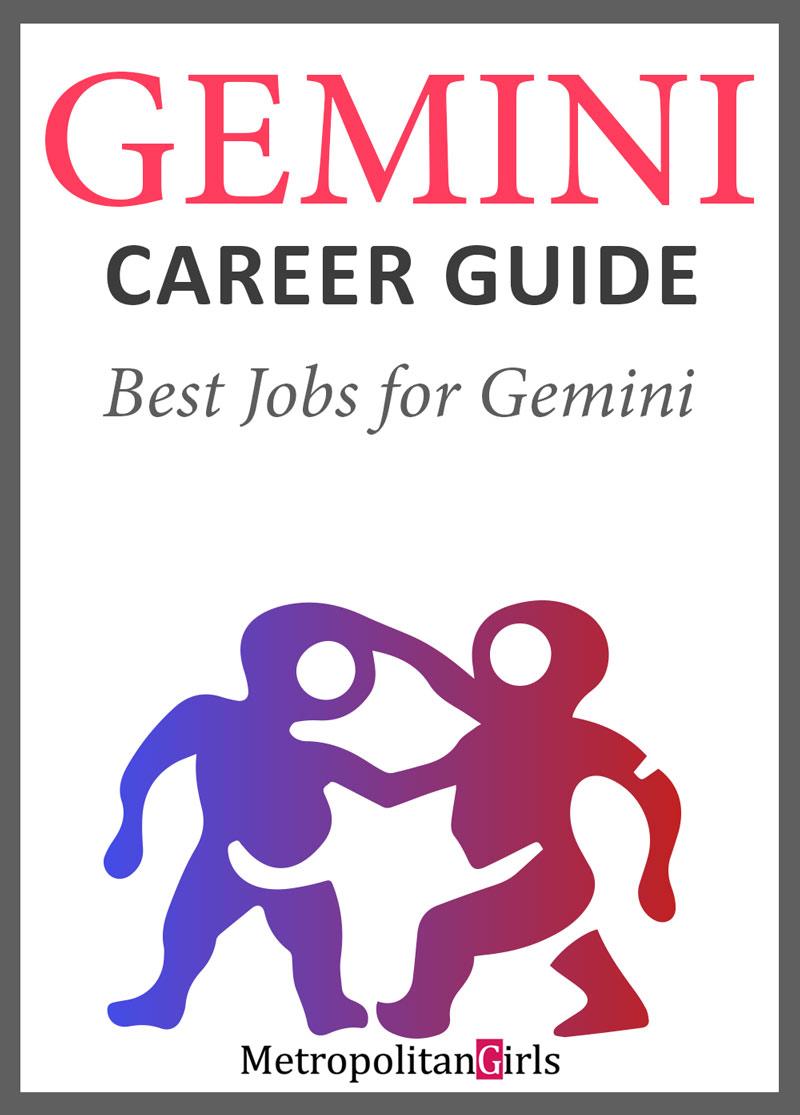 best jobs for gemini