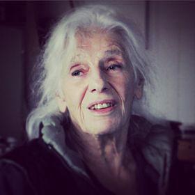 jo baer. contemporary female american painter