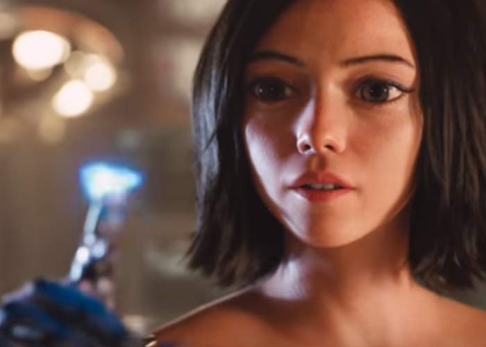 alita battle angel movie like altered carbon