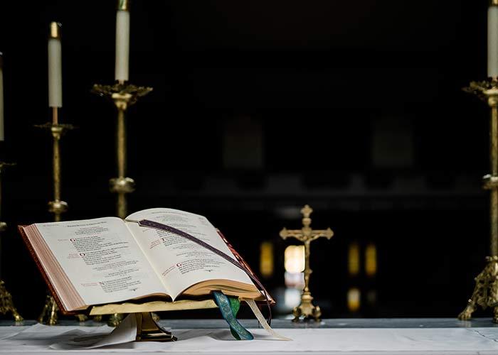 Biggest religion in the Philippines is Catholicism