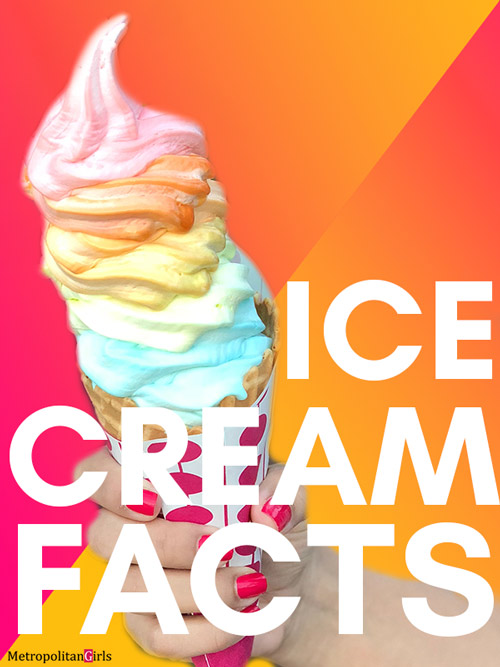 Do you like ice cream? Most people do. But do you know about these interesting ice cream facts?