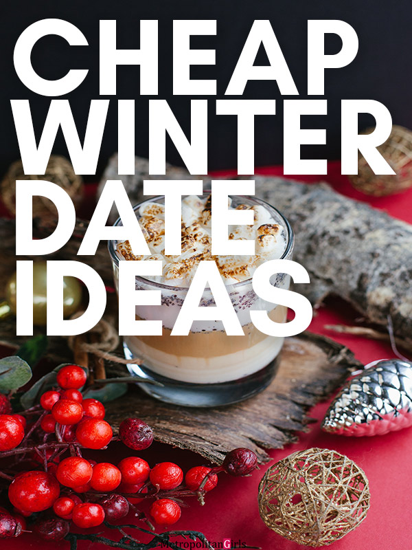 cheap winter date ideas