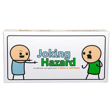 Joking Hazard - an offensive Cards-Against-Humanity-like card game