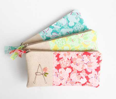 Cosmetic Bag | baby-shower-hostess-gift-ideas