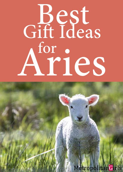 Gifts for Aries